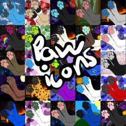 paw icons 1$
