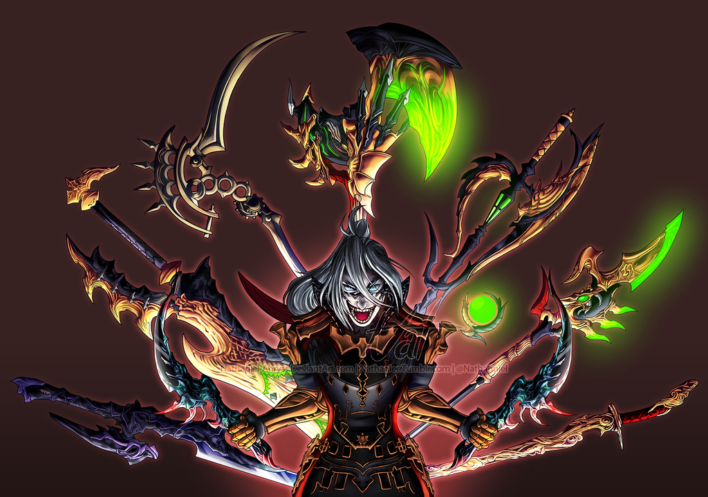Most recent image: Weapons Master [CM]