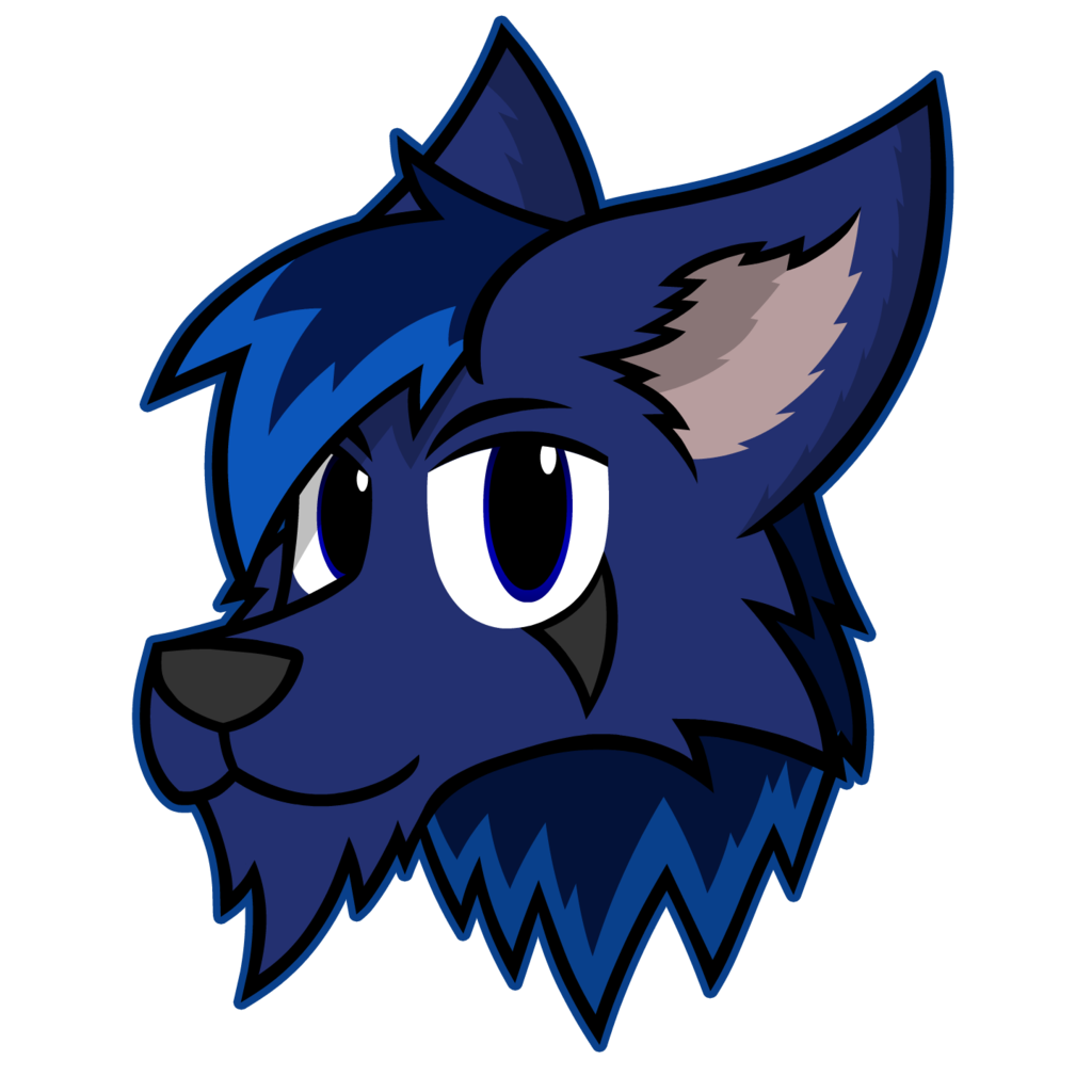 [2016] Colbalt Wolf Icon