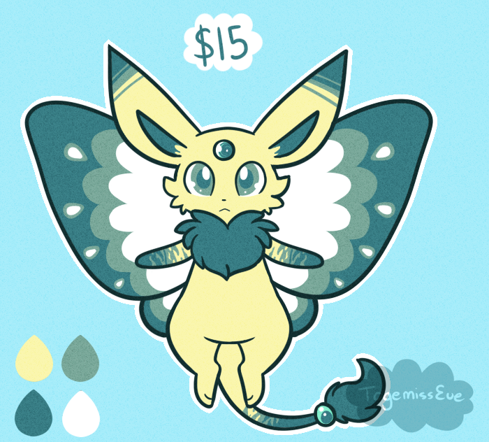 Most recent image: Critter adopt [open]