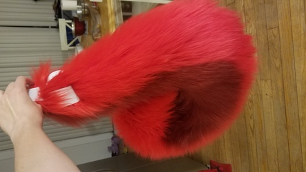 Flare's Tail, Finished! 3/5