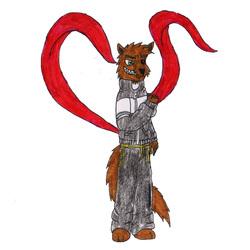 Karakura Edo Ghoul.... or should that be Wolf?