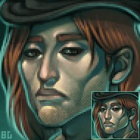 Portrait: Too Many