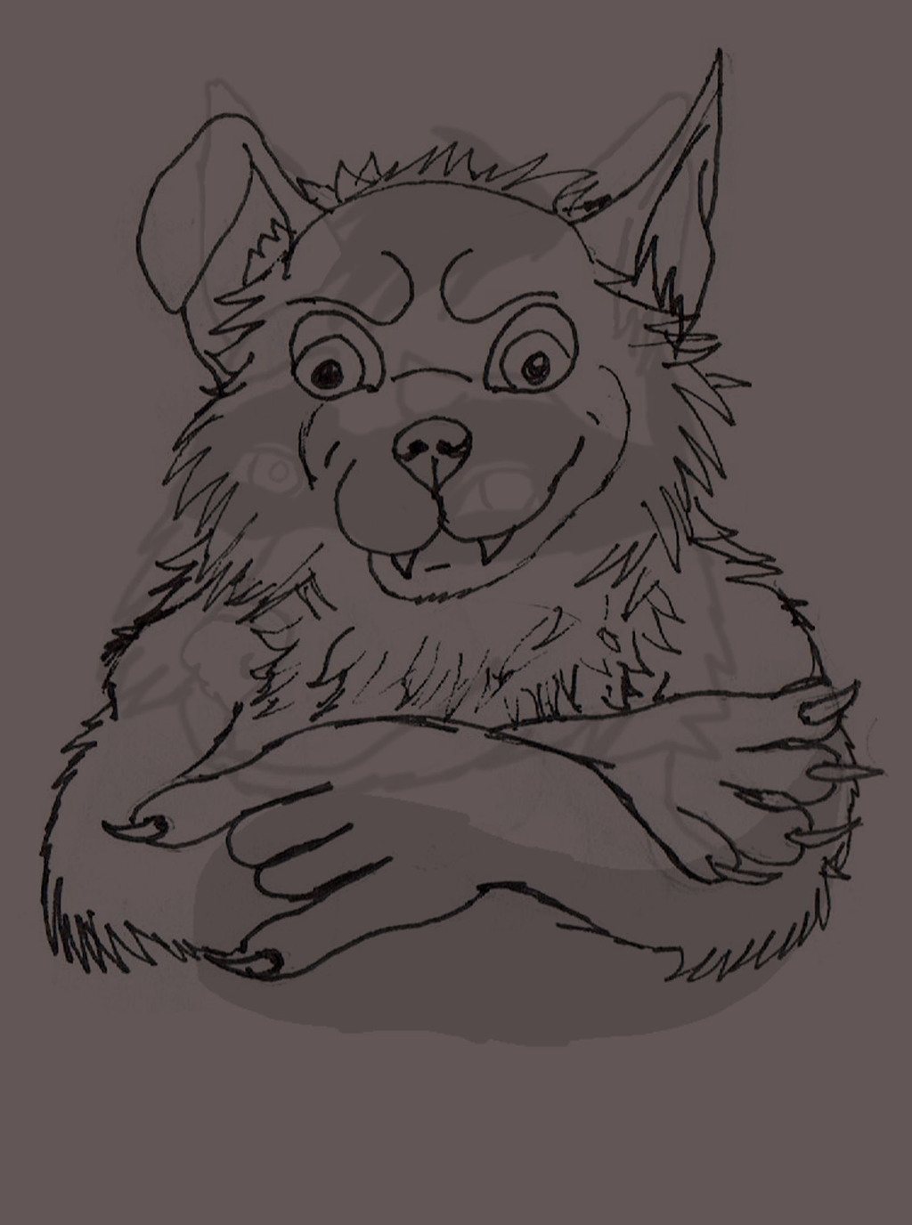Random Canine doodle