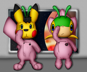 """""""For Glory of the Clefarian Empire!"""" (Commission)"""