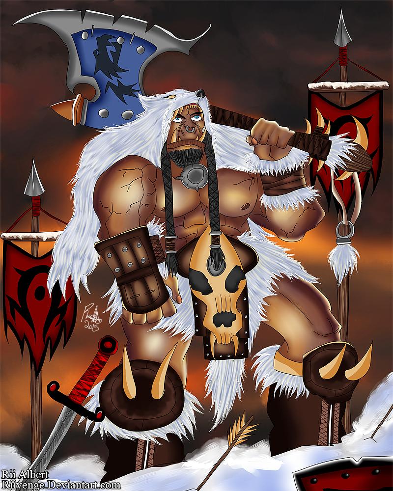 Durotan - Father of Thrall