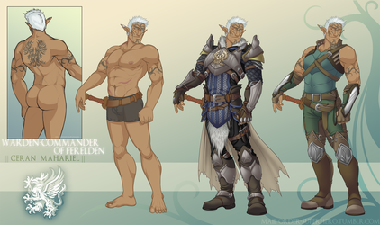 Ceran Character Sheet