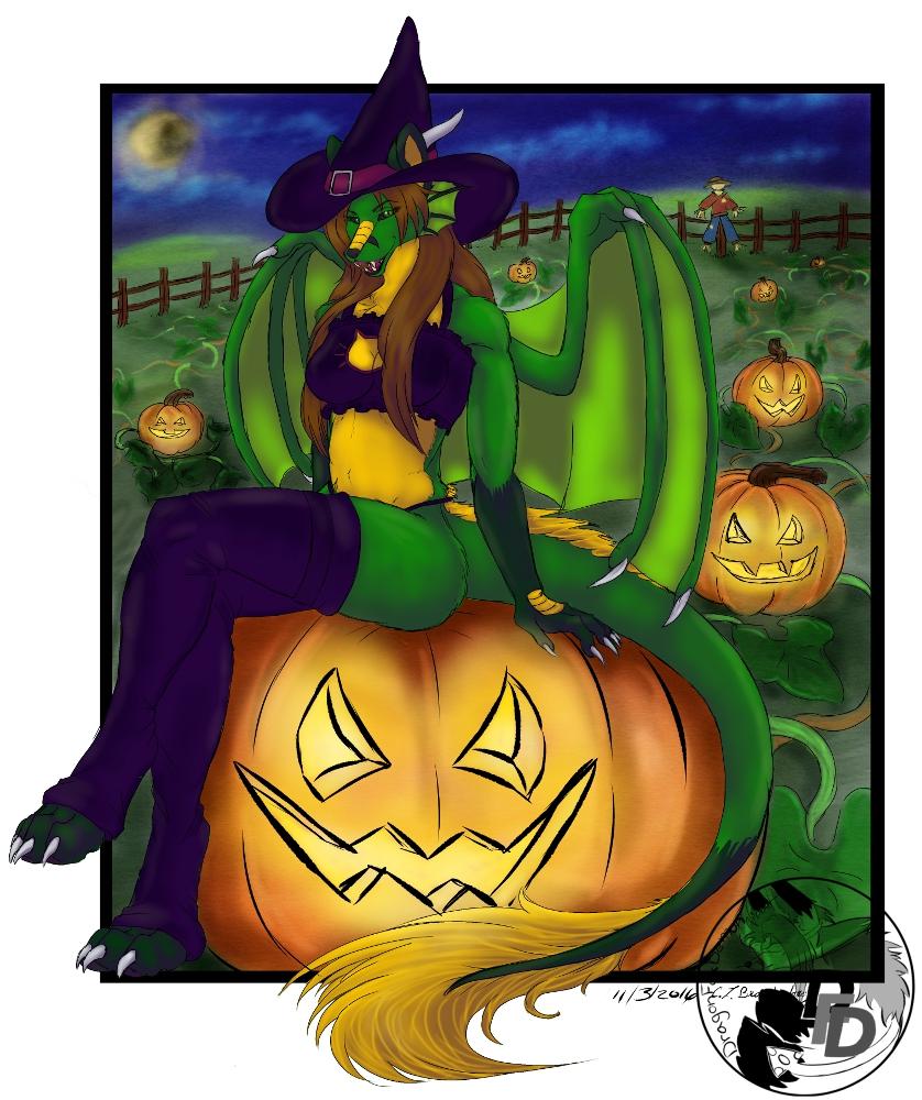 Com (6h) Pumpkin patch