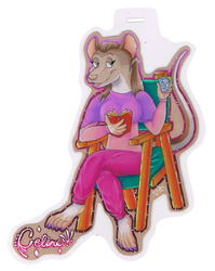 Celine badge by BaconGrease