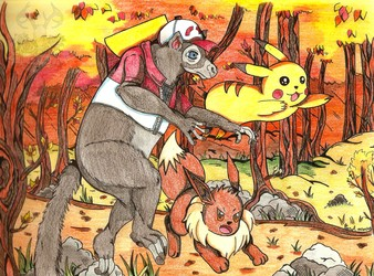 [Fantasy Lemurs] Let's go!
