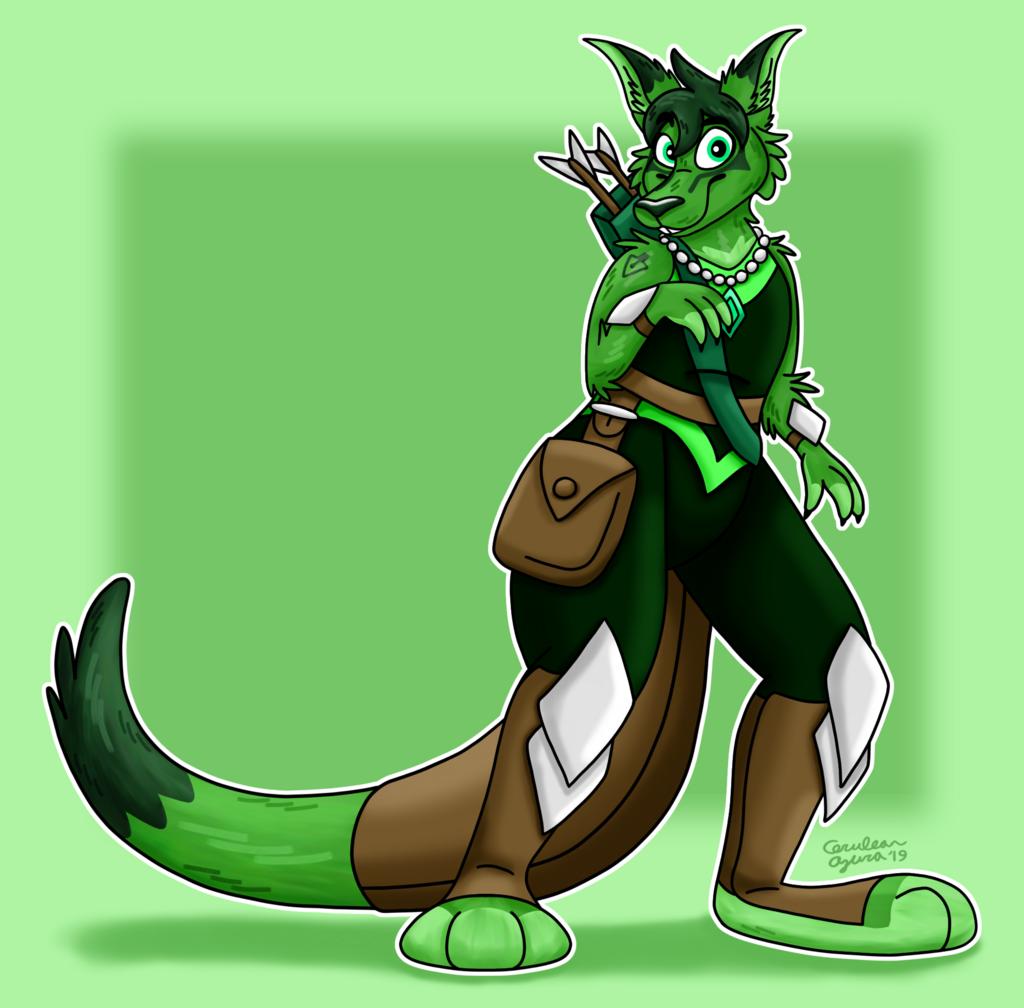 Vert the Ranger