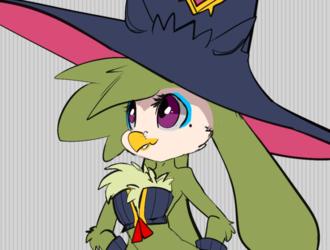 Luxy's Halloween Costume.