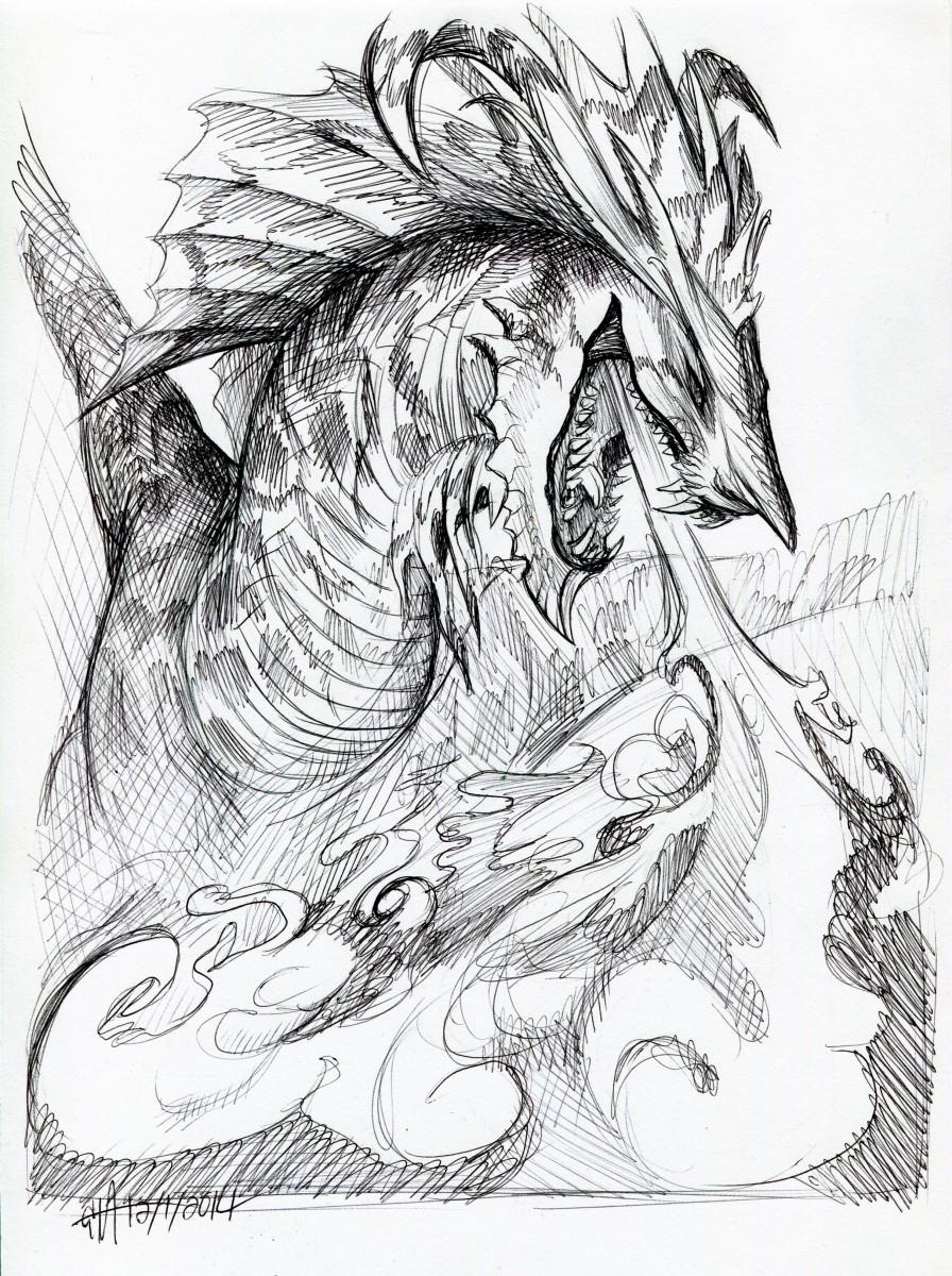 Xorothix FRENZY sketch