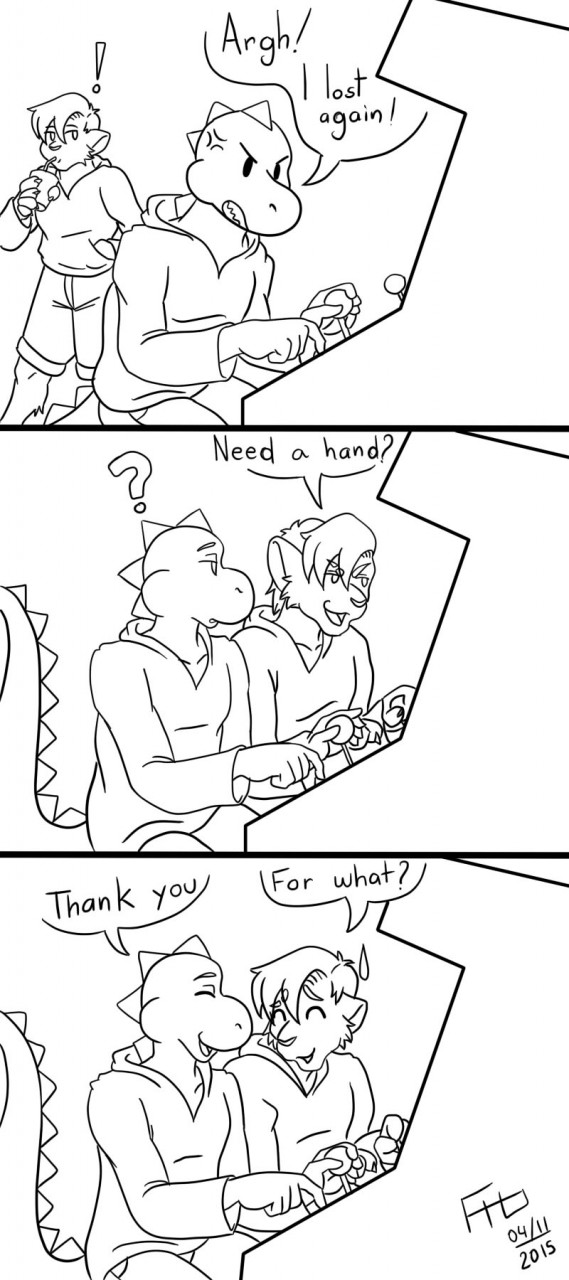 The Tales of Wiser and Casey - PG1
