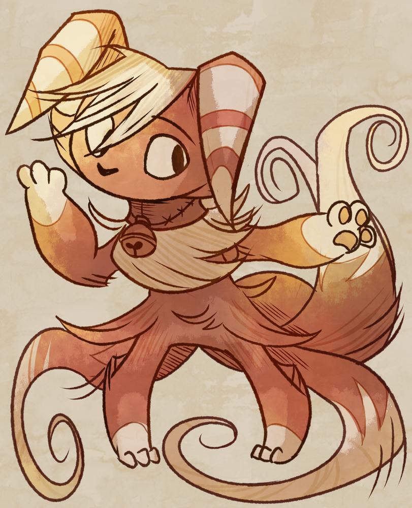 Raffle winner: un gatito