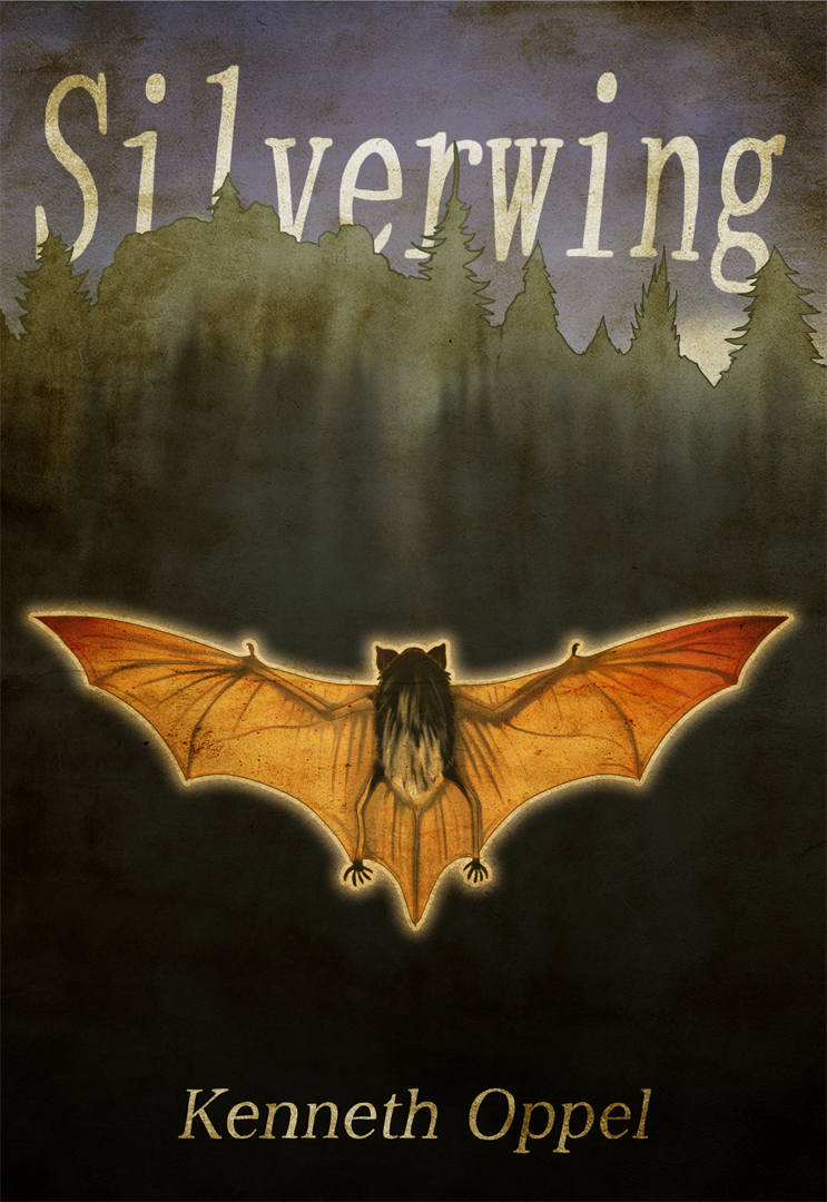 Silverwing Book Cover