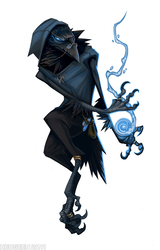 Rekki the Kenku Mage