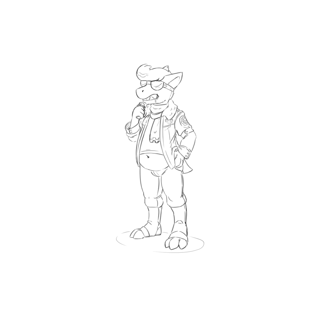 Gremlin Mech Pilot
