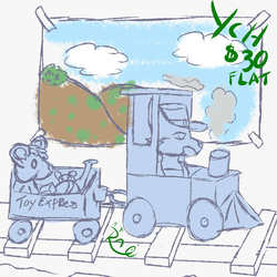 Toy Express - YCH