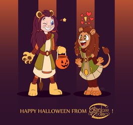 SGZ Halloween 2018