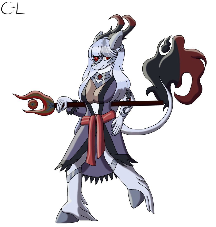 [COM] Cursed Mage: Silver Scorch