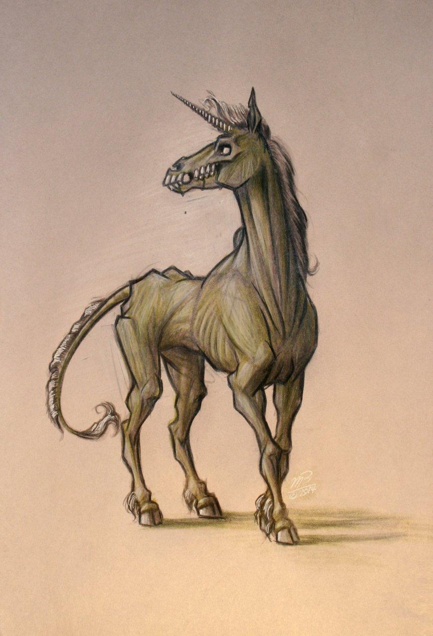 Mythical Zombies- Unicorn (2014)