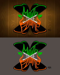 Moth to the Flame Logo