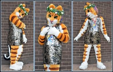 Leinir's Shiny Dress