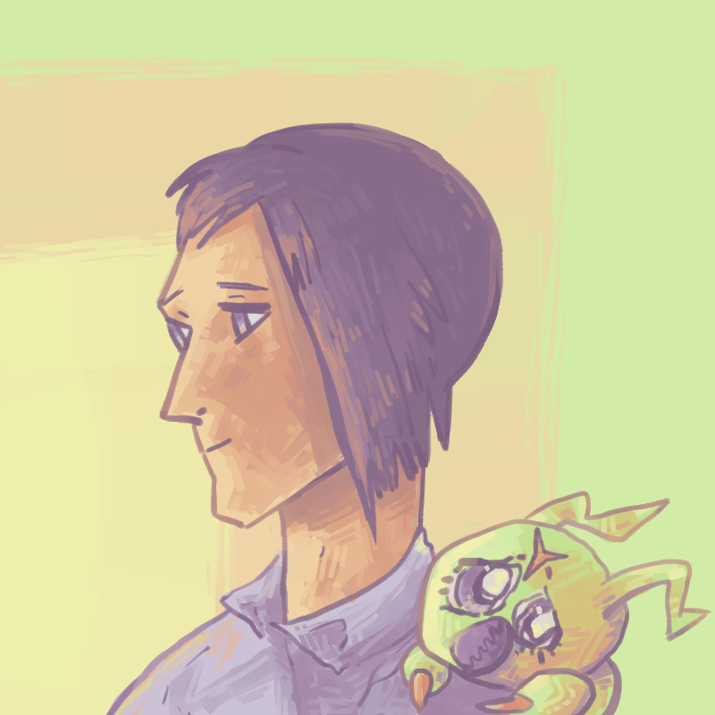 ken and wormon