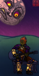 Commish - Bad Moon Rising