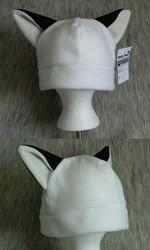 White Fox Hat $8