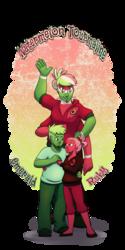 Commission: Fusion Pair