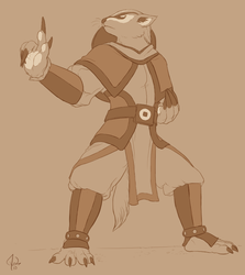Badgermole Earthbender