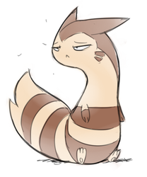 Disappointed Furret