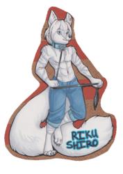 RikuShiro mff badge
