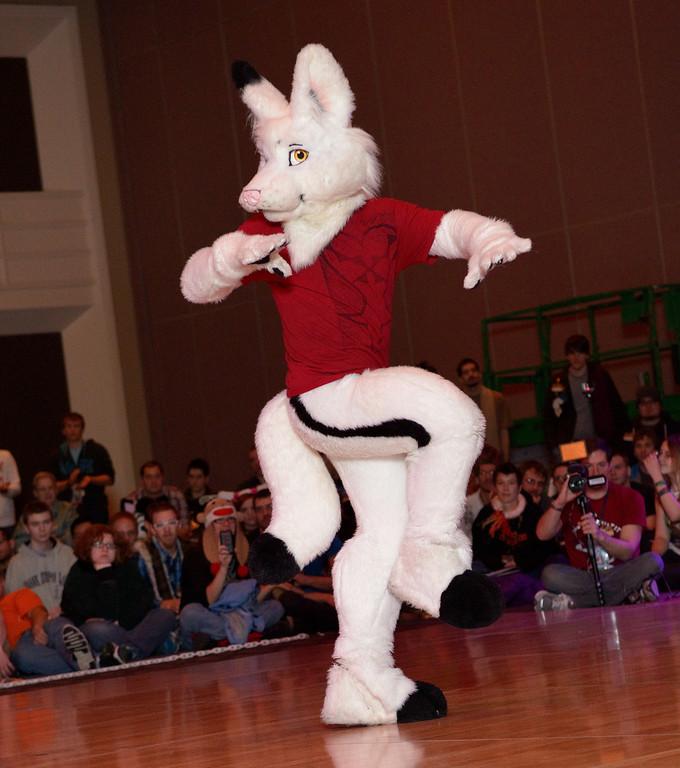 Look at me! I'm dancin'!