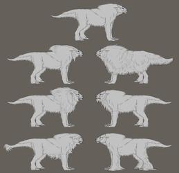 Tundra Fur Patterns