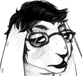 [Grumpy rabbit noises]