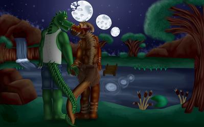 Under The Moonlight