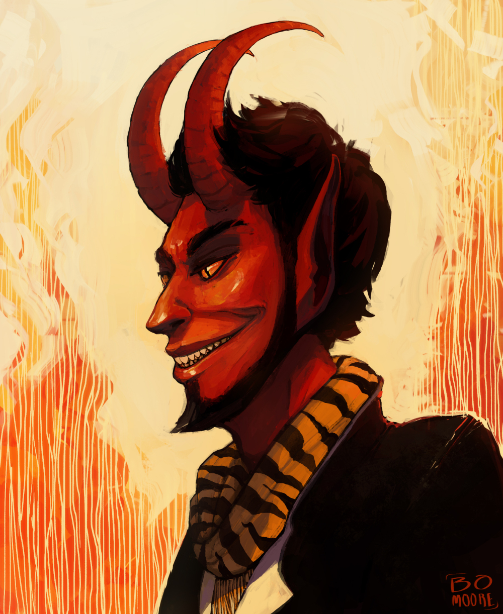 Devil OC