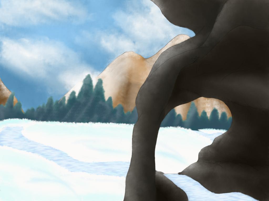 Winters Deep - Comish