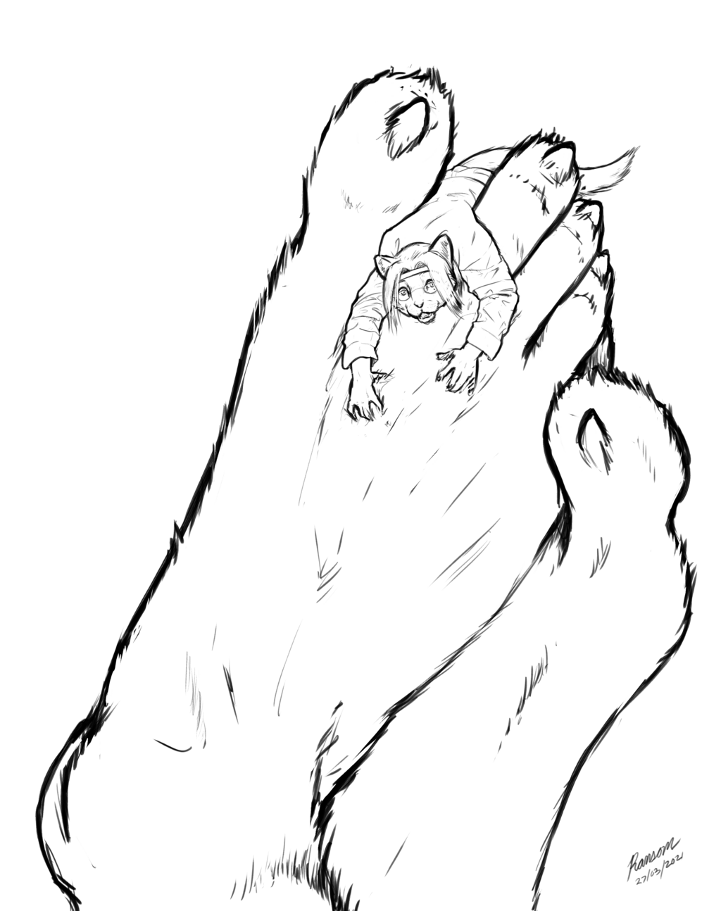 On the Right Foot