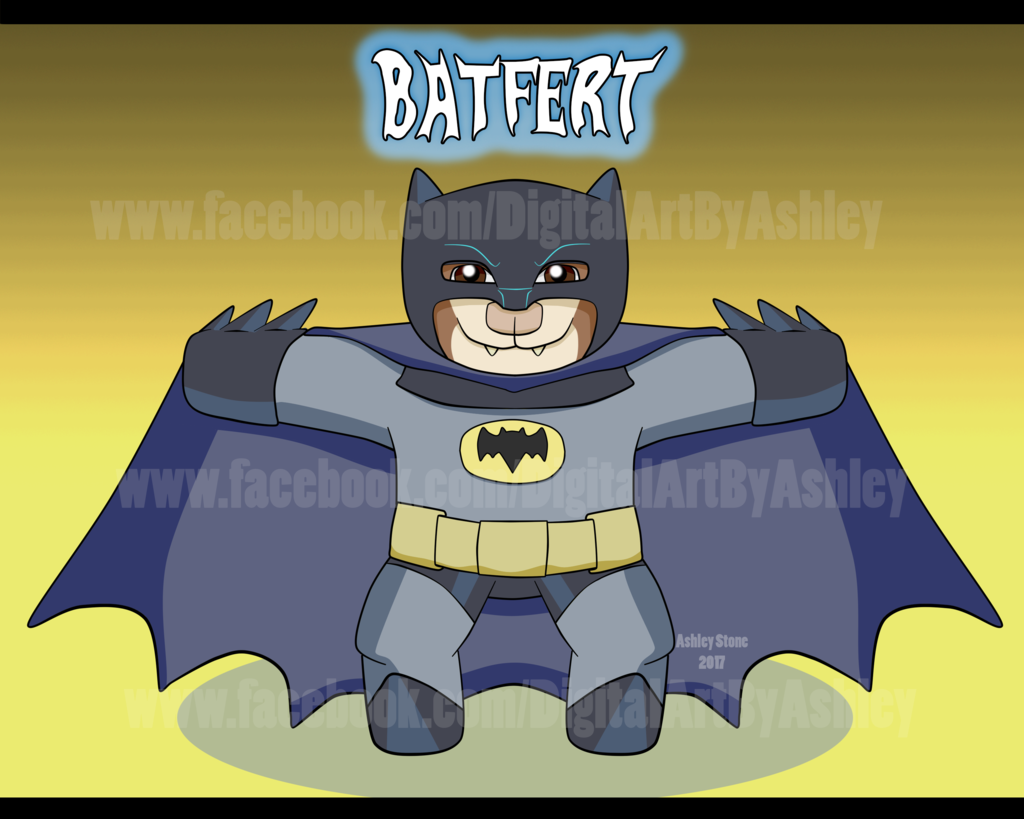 Most recent image: Batfert!