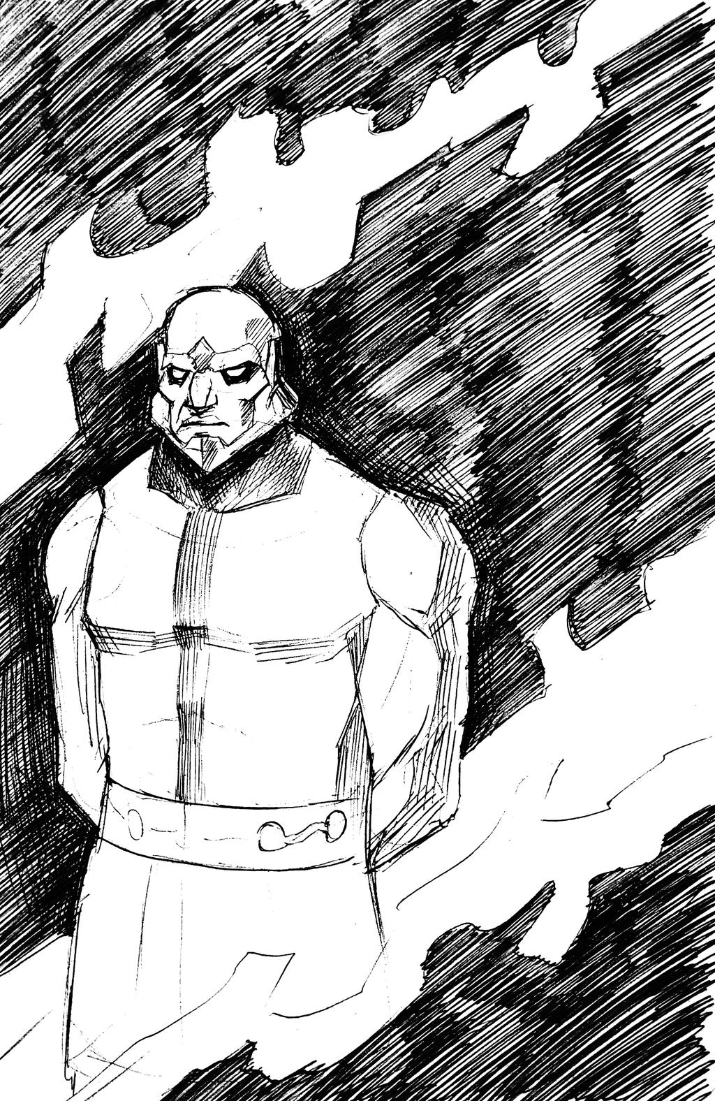 2019 06 09 Darkseid