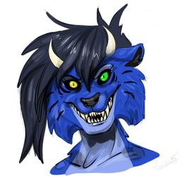 Halloween 2020 Freebie- Demon