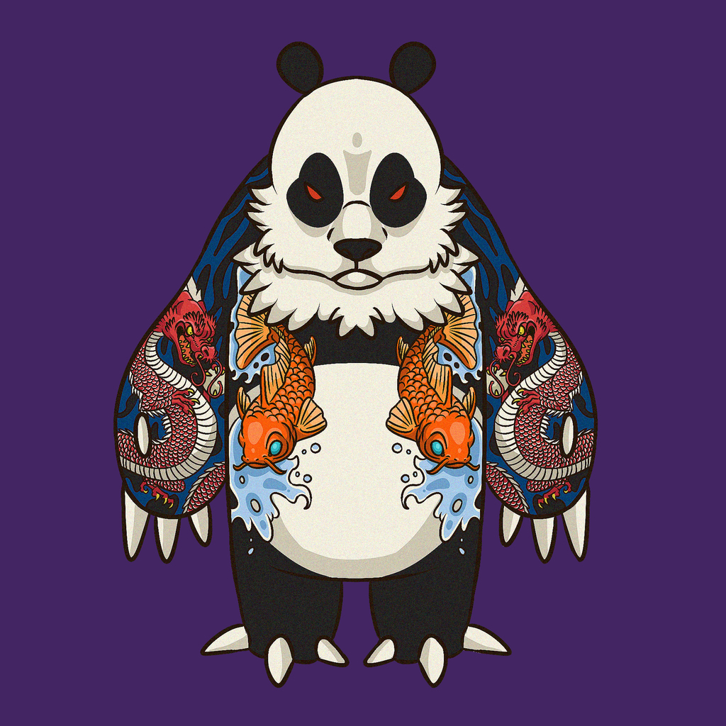 Most recent image: Yakuza