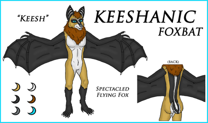 Keeshanic Foxbat Ref Sheet