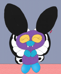 Plusie's Butterfree Cosplay