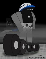 Captain Jumbo Death