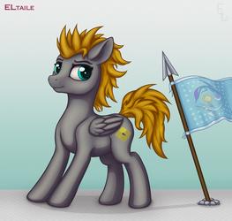 Platinumdrop conquers Equestria